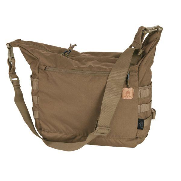 BUSHCRAFT SATCHEL BAG ® – CORDURA®- Coyote