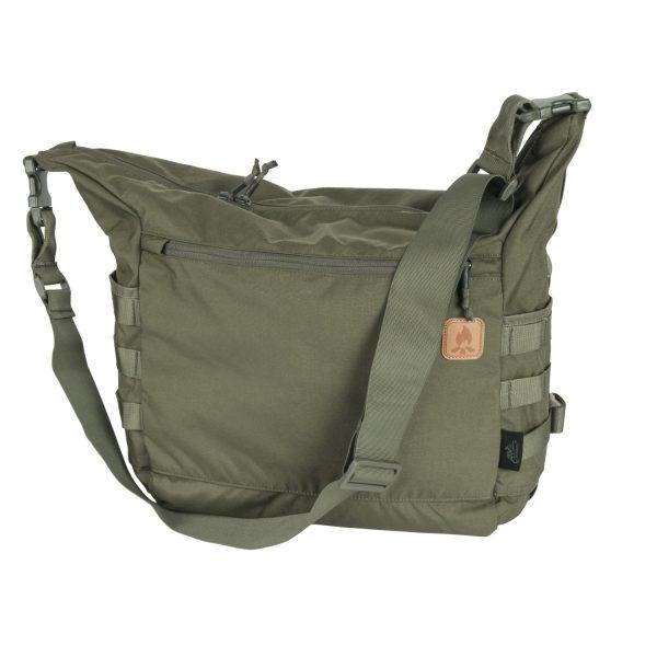 BUSHCRAFT SATCHEL BAG ® – CORDURA®- Adaptive Green