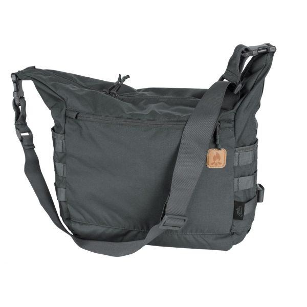 BUSHCRAFT SATCHEL BAG ® – CORDURA®- Shadow Grey