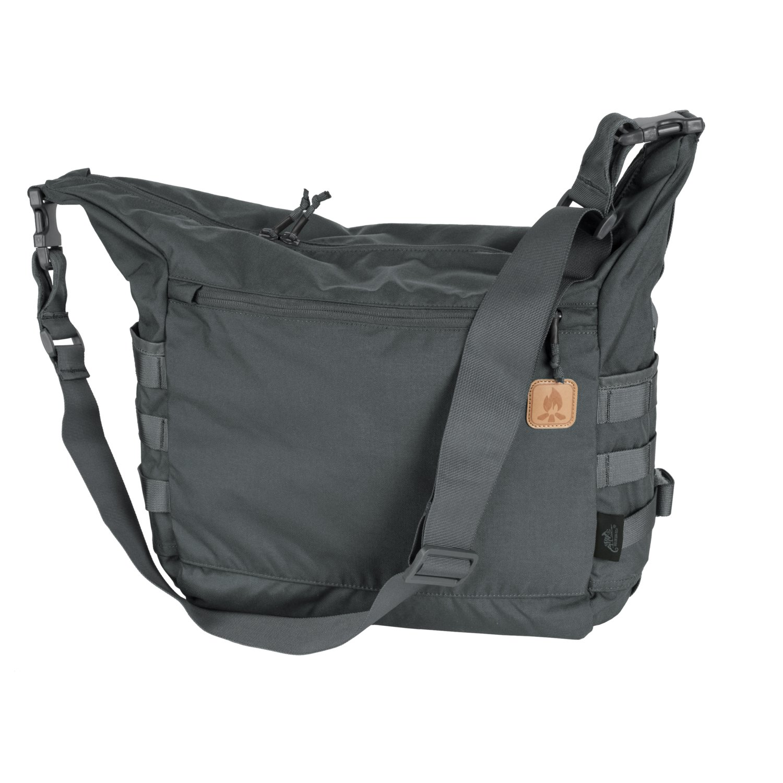 BUSHCRAFT SATCHEL BAG® – CORDURA®- Shadow Grey