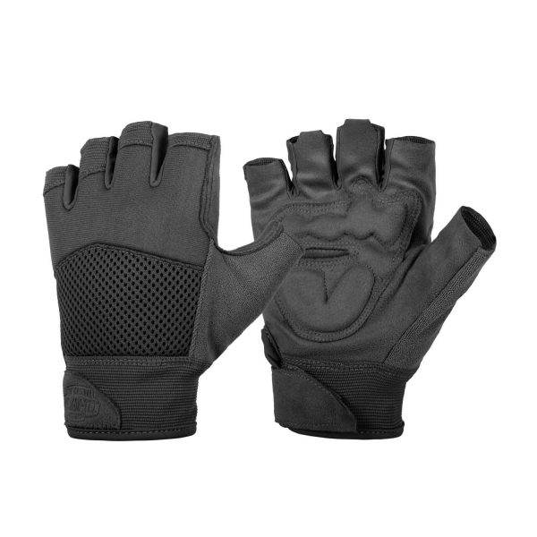 Găng Tay Half Finger MK2 – Black