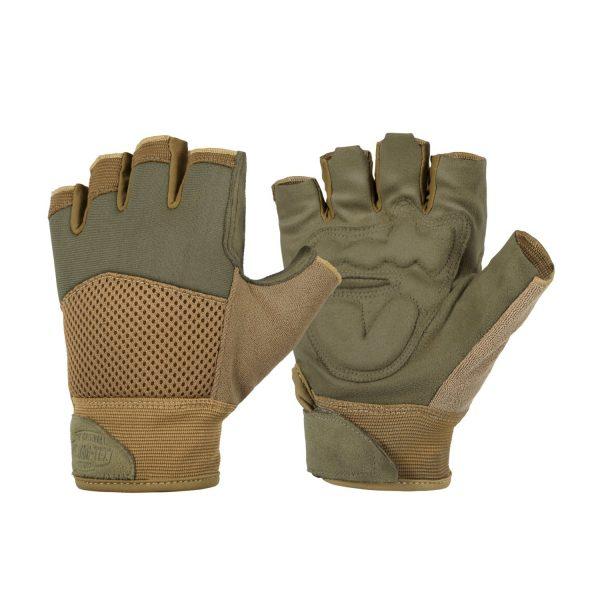Găng Tay Half Finger MK2 – Coyote / Olive Green