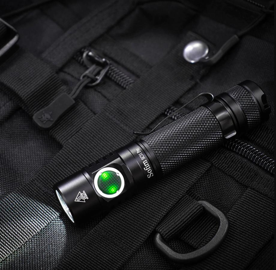 Đèn Pin Sofirn SC31 Pro
