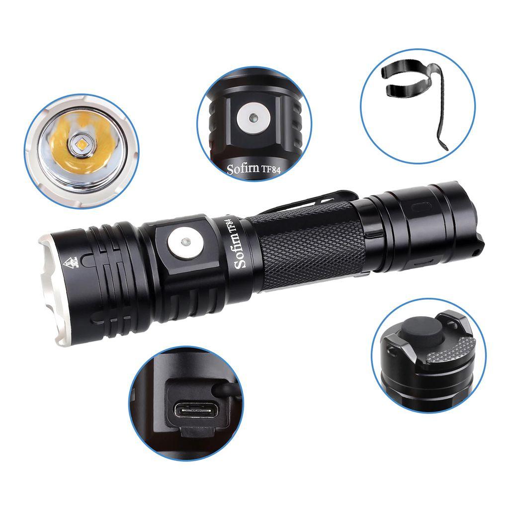 Đèn Pin Sofirn TF84