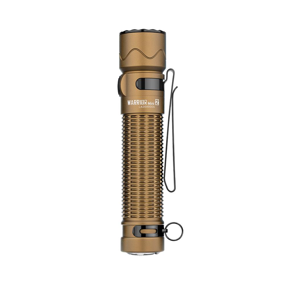Đèn Pin Olight Warrior Mini 2 - Desert Tan
