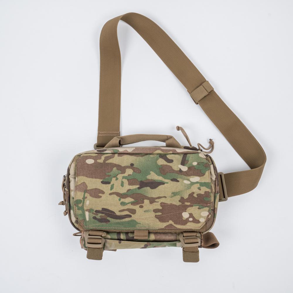 Túi đeo chéo CT5 - Multicam