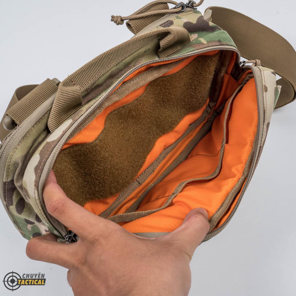Túi đeo chéo CT5 – Black