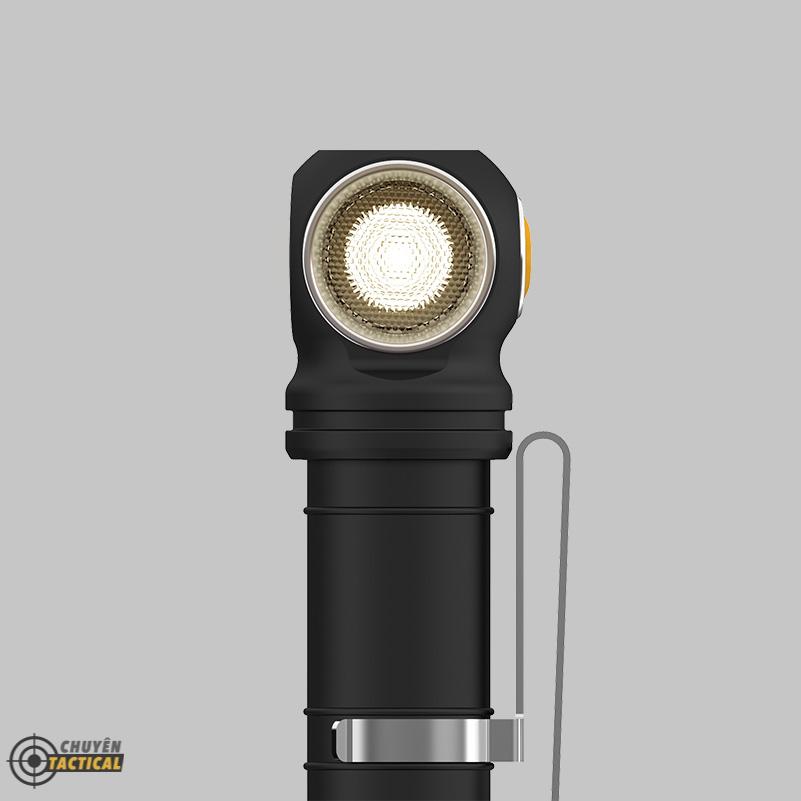 Đèn Pin Armytek WIZARD C2 PRO MAX – Sáng Vàng