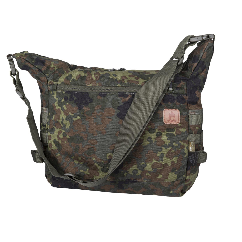 BUSHCRAFT SATCHEL BAG ® – CORDURA®- Flecktarn