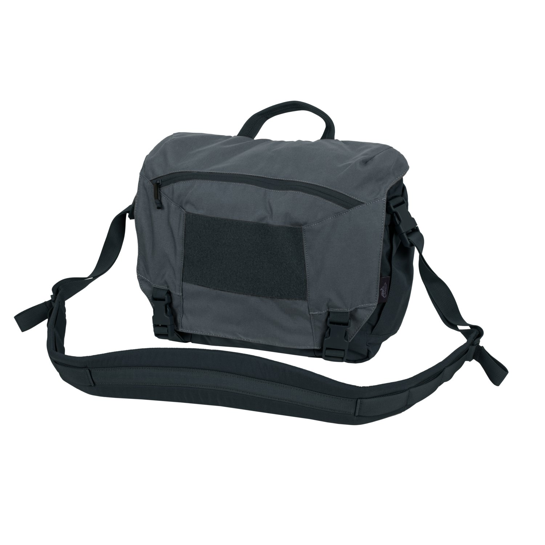 TÚI URBAN COURIER BAG MEDIUM® – CORDURA® – Shadow Grey / Black