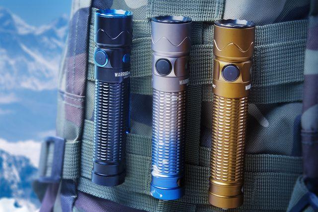 Warrior Mini 2 ra mắt với 3 phiên bản màu