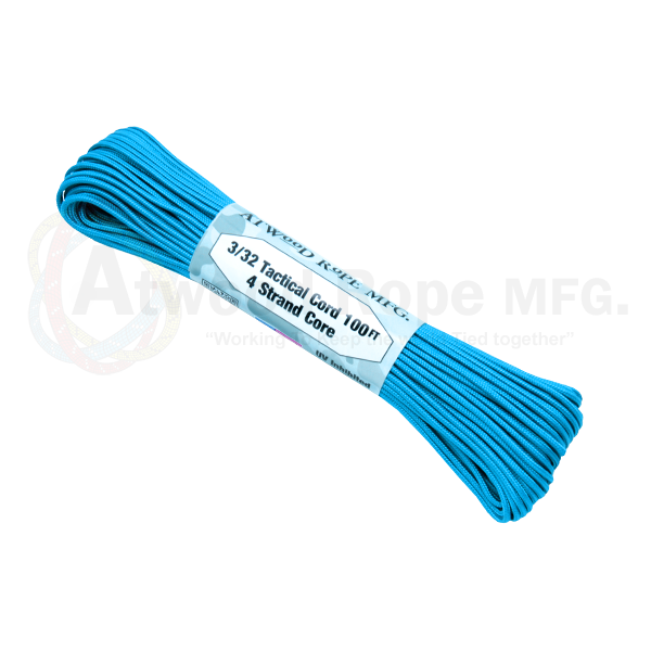 275 Cord 3/32 Tactical – 100ft – Blue