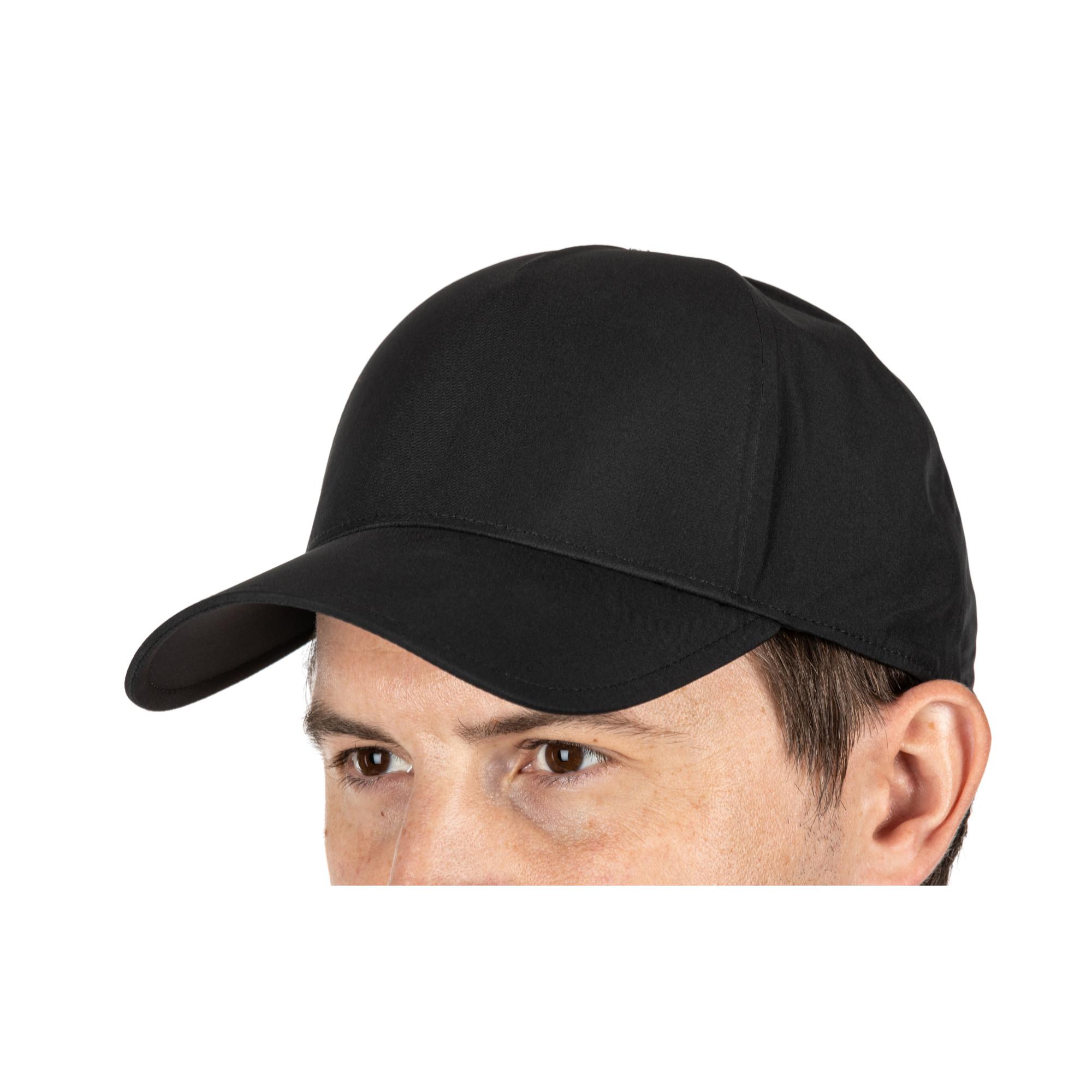 DUTY RAIN CAP – BLACK
