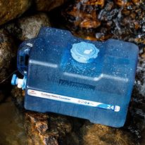 Bình nước dã ngoại Naturehike 24l Màu Xanh NH18S024-T