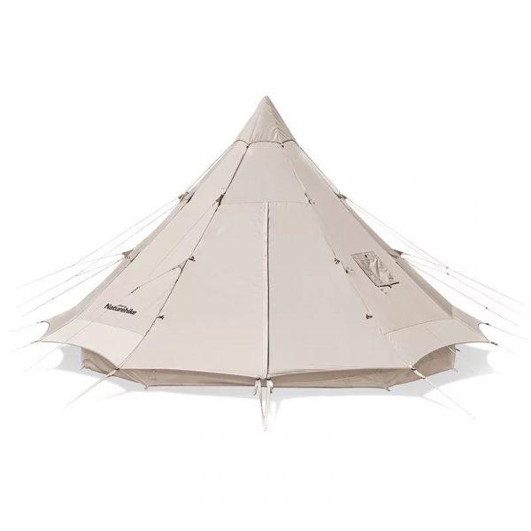 Lều Mông Cổ Glamping 5 – 8 người Naturehike NH20ZP005