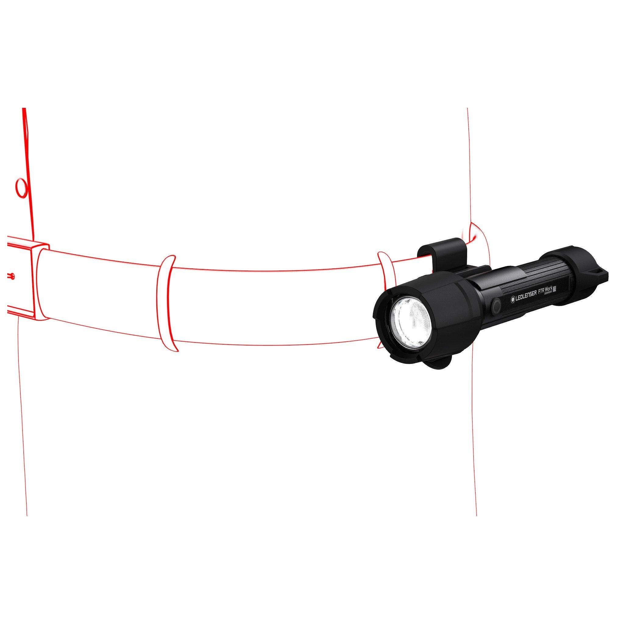 Đèn Pin LEDLENSER P7R Work