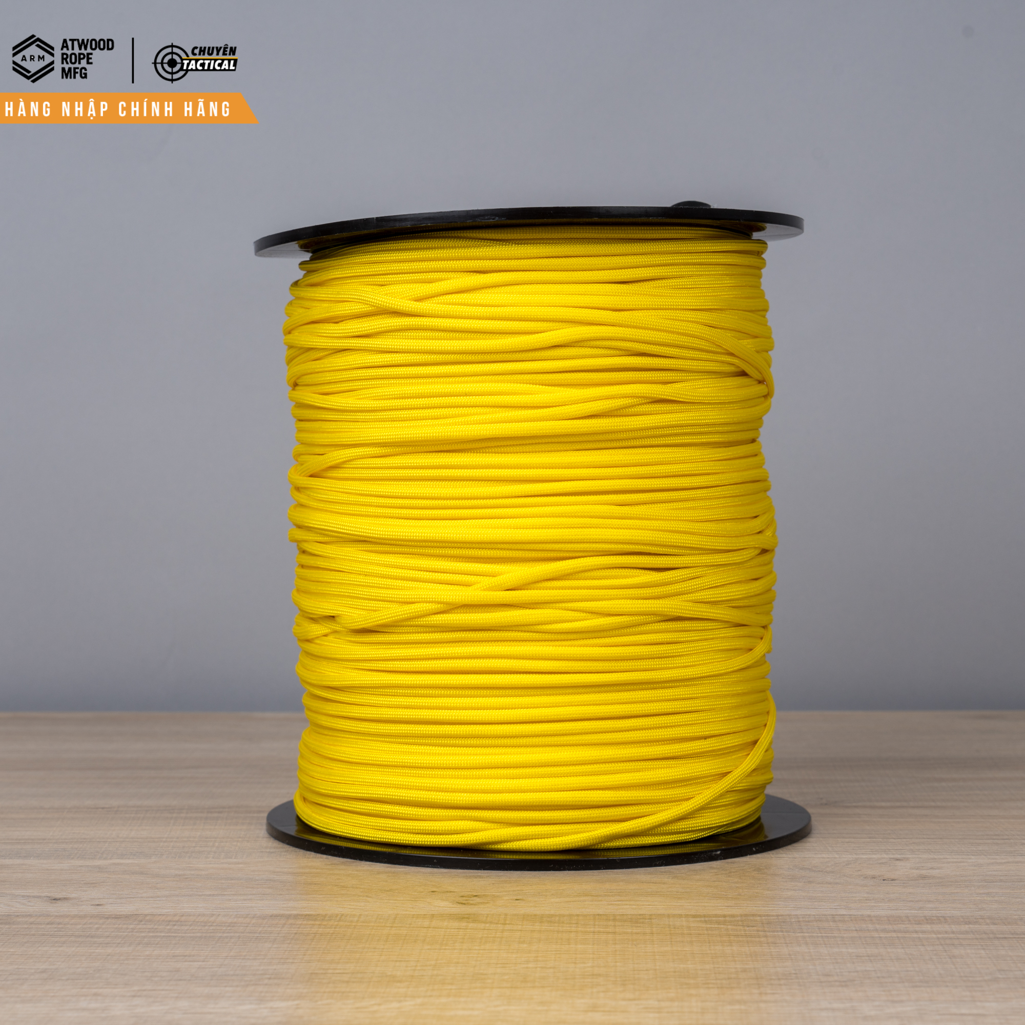 1m – Dây Paracord 550 – Yellow