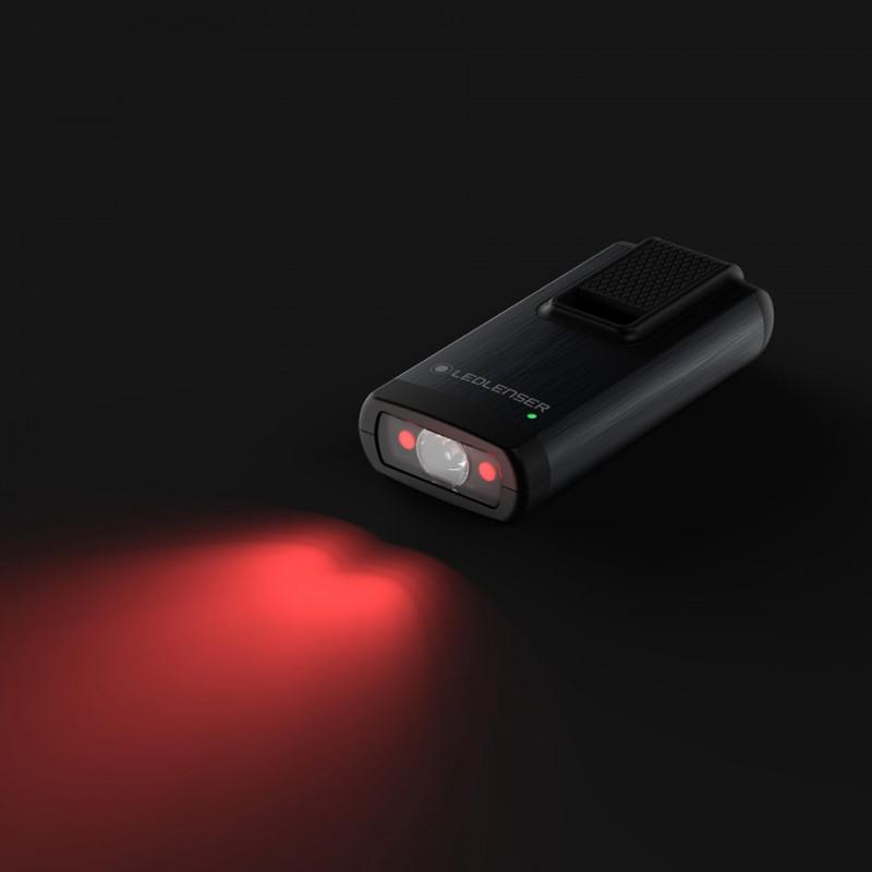 Đèn Pin Móc Khóa LedLenser K6R – Grey