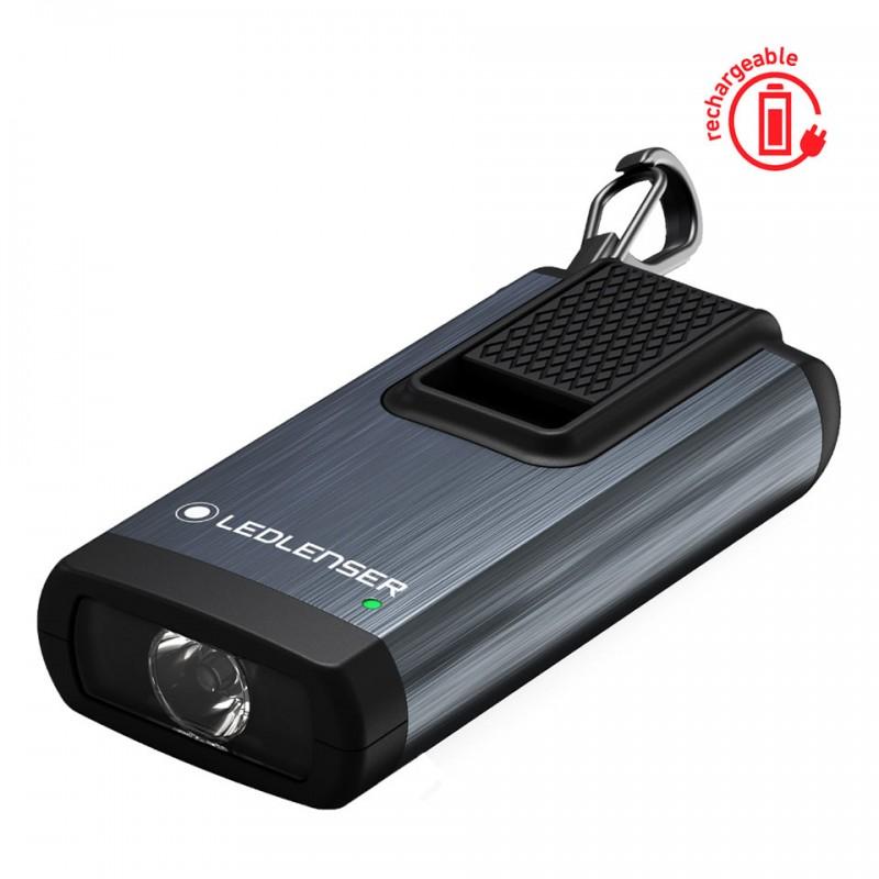 Đèn Pin Móc Khóa LedLenser K6R - Grey