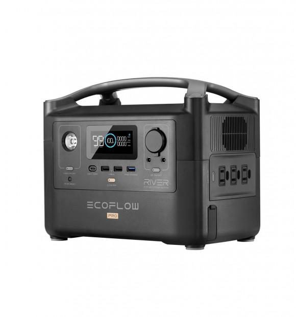 Trạm sạc dự phòng EcoFlow RIVER Pro Portable Power Station 720Wh 220V