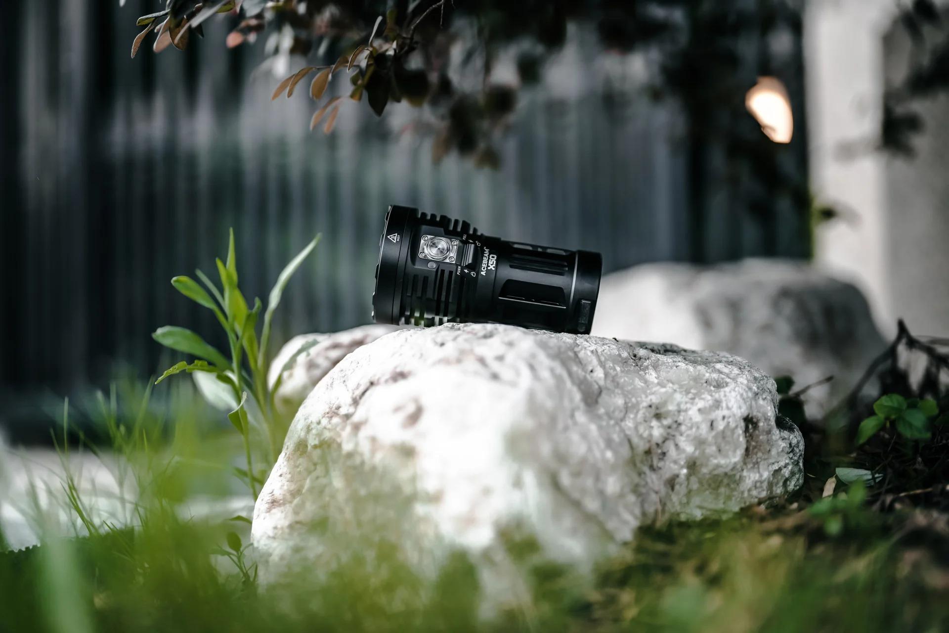 Đèn Pin Siêu Sáng Acebeam X50