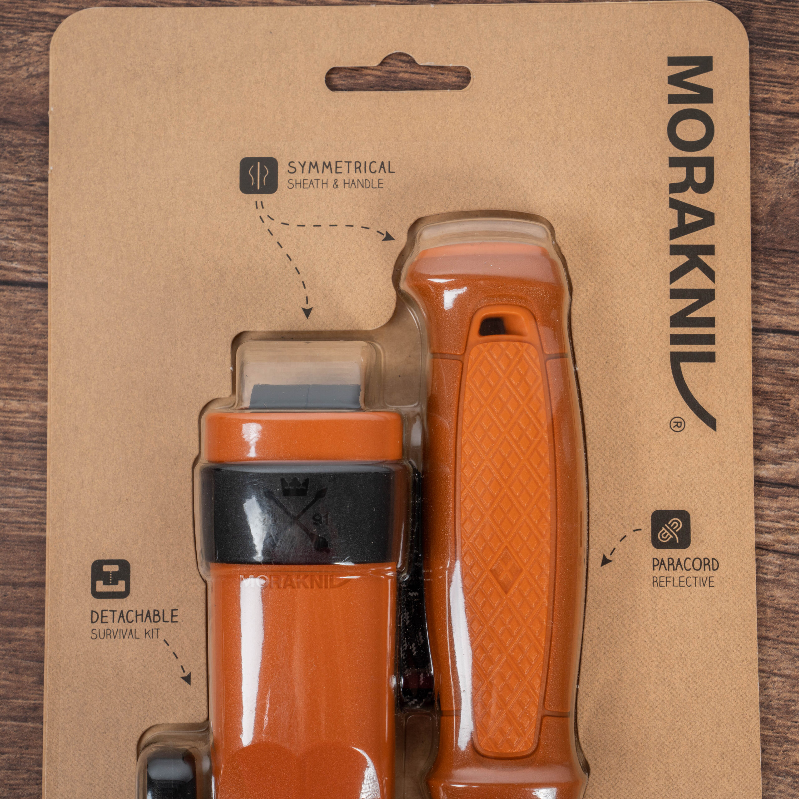 Morakniv Kansbol with Survival Kit
