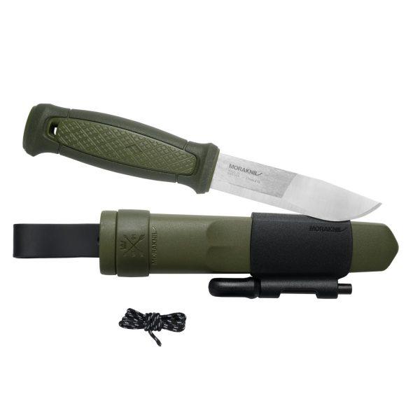 Morakniv® Kansbol with Survival Kit (S)